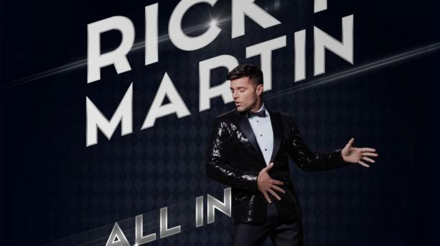 Bases del concurso de Ricky Martin