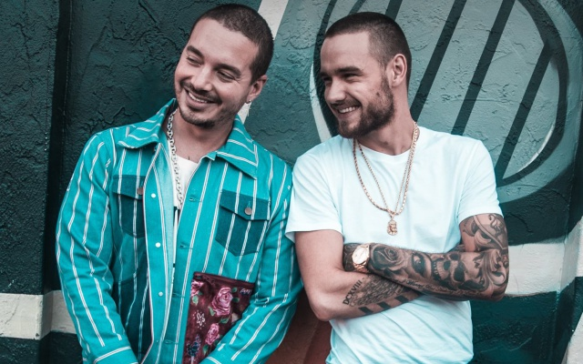 "Video de ""Familiar"" de J Balvin y Liam Payne"