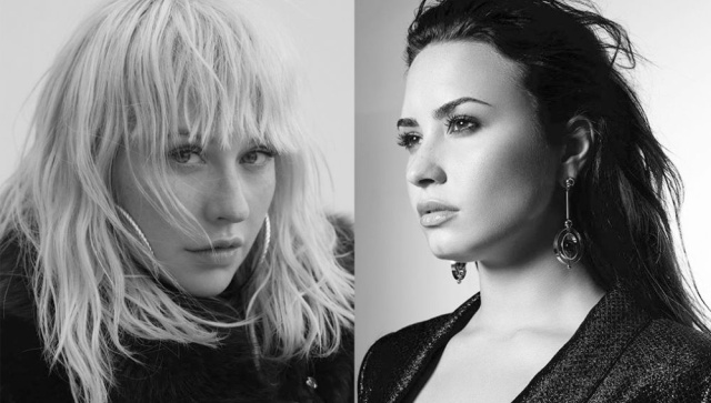 'Fall in Line' Christina Aguilera y Demi Lovato juntas