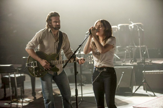 Lady Gaga increíble junto a Bradley Cooper en 'A Star is Born'