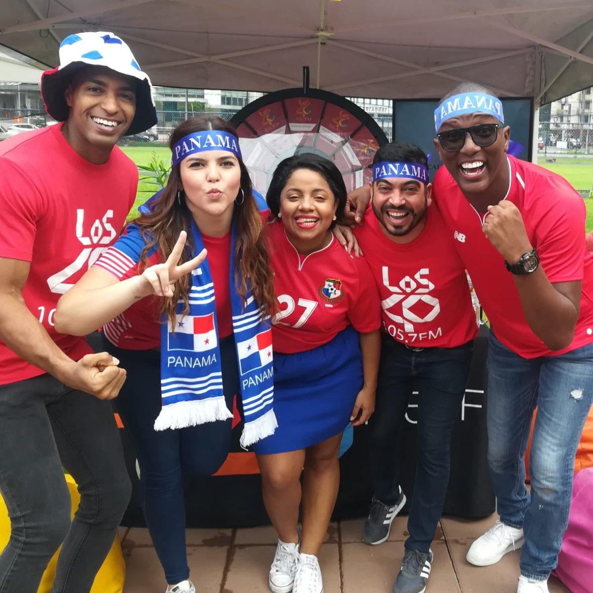 Panamá llega al Mundial