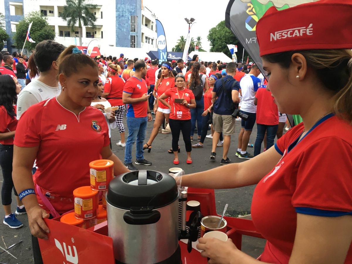 Panamá vs Inglaterra