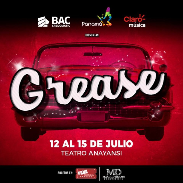 """Grease"" en Panamá"