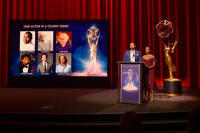 Nominados Emmys 2018
