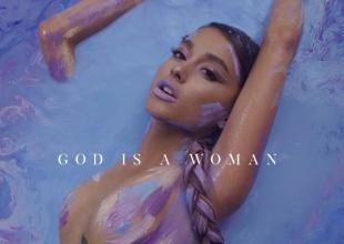 Ariana estrena 'God is a woman'