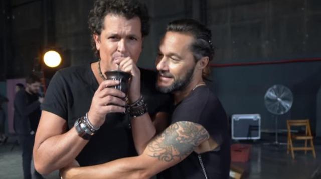 Un Poquito de Diego Torres junto a Carlos Vives