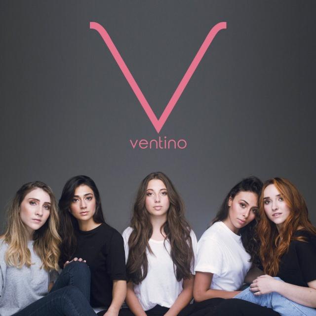 Ventino presenta su primer álbum