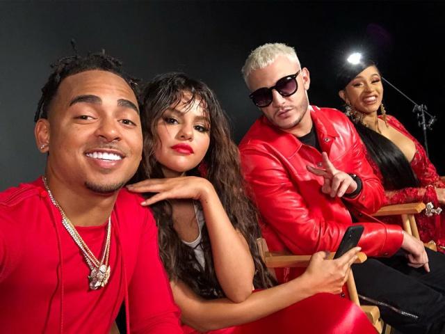 Selena Gomez se une a Ozuna, Cardi B y DJ Snake