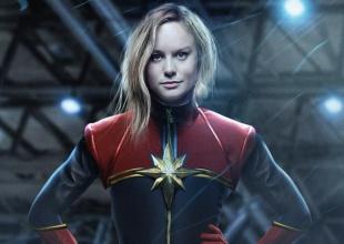 """Llega el trailer de """"Captain Marvel"""""""