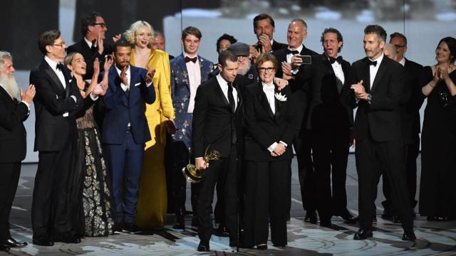 Ganadores Emmy 2018