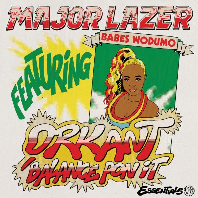"Major Lazer presenta ""All My Life"""