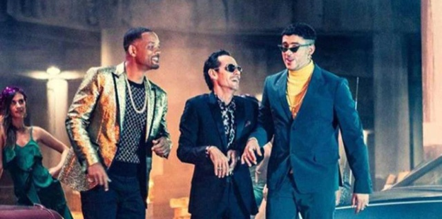 Esta Rico, de Will Smith, Marc Anthony y Bad Bunny