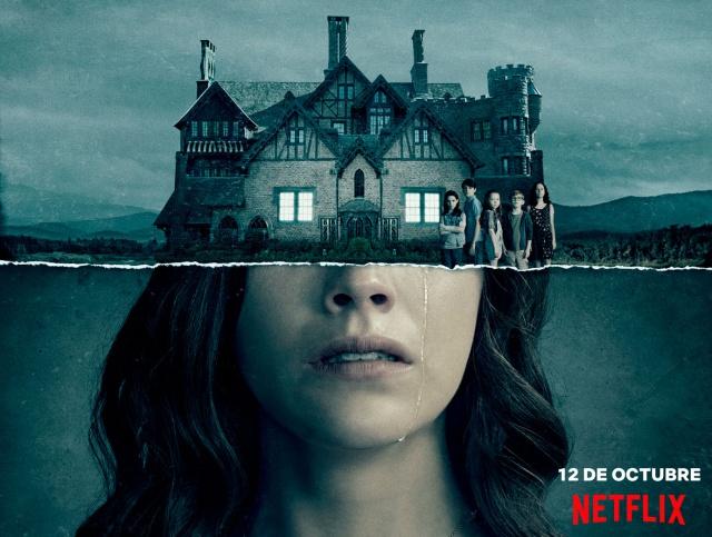 Noches de terror con los estrenos de Netflix en octubre