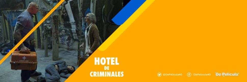 Hotel de Criminales De Pelìcula