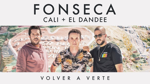 """Fonseca estrena video de """"Volver a Verte'"""