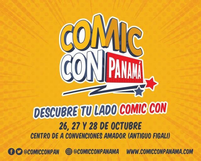 Comic Con Panamá 2018