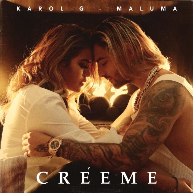 """Karol G y Maluma nos presentan """"Créeme"""""""