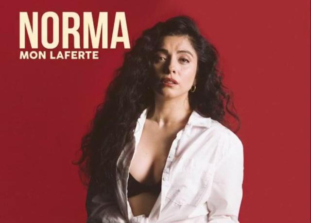 "Mon Laferte estrena ""Norma""."