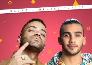 Nacho se une a Manuel Turizo