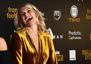 Ada Hegerberg recibe Balón de Oro