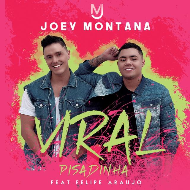 "Joey Montana estrena ""Viral Pisadinha"""