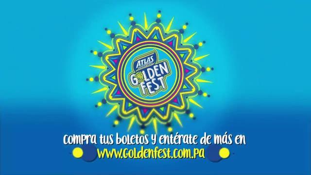 ¡Prepárate para el Atlas Golden Fest 2019!