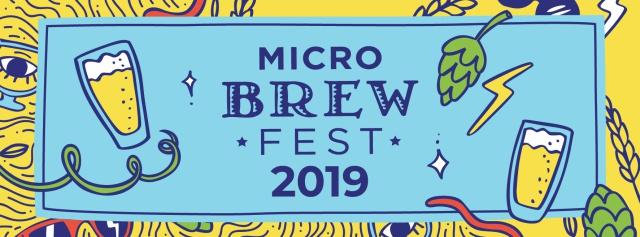 ¡No te pierdas el MicroBrew!