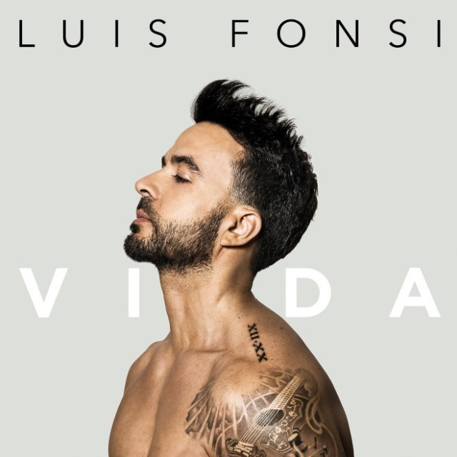 "Nos llega ""Vida"" de Luis Fonsi"
