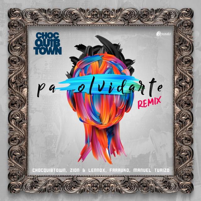 Pa Olvidarte Remix