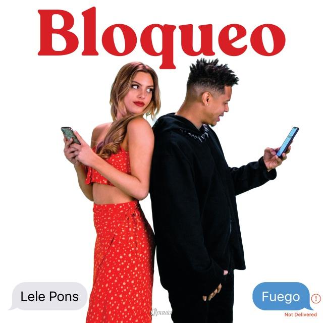 """Lele Pons se une a Fuego en """"Bloqueo"""""""