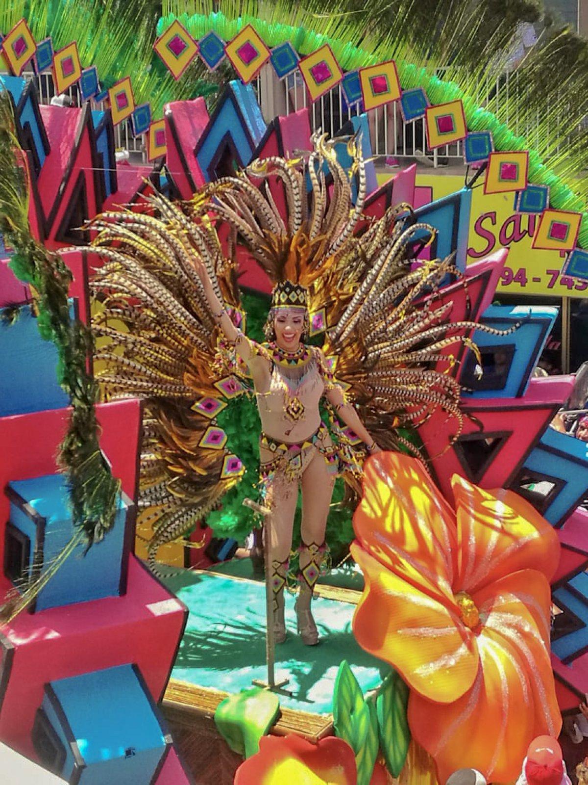 ¡Que buen Carnaval!