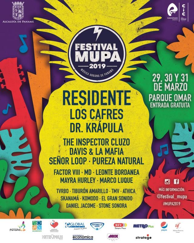 Festival Mupa 2019