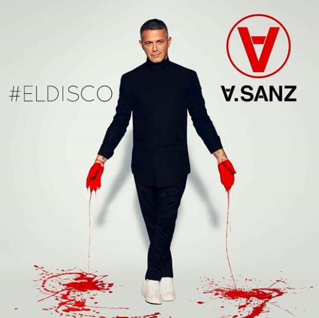 Alejandro Sanz nos trae #ELDISCO