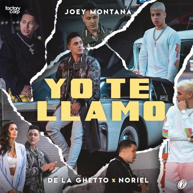"Joey Montana nos presenta ""Yo te llamo"""