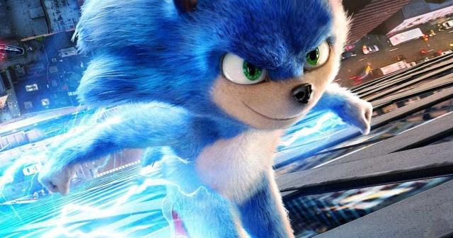 Primer trailer de Sonic