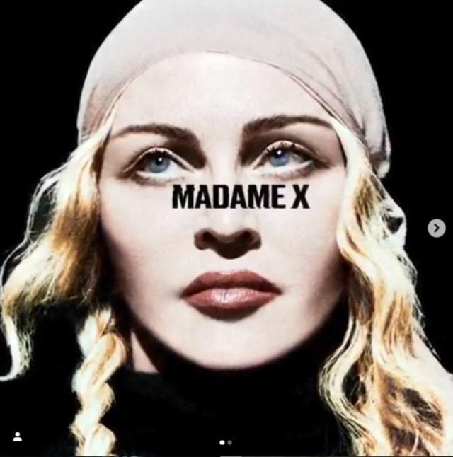 Madonna comienza gira