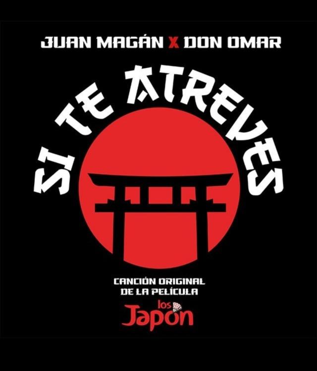 """Juan Magán y Don Omar en """"Si Atreves"""""""