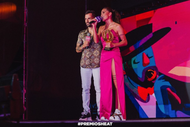 Ganadores Premios Heat 2019