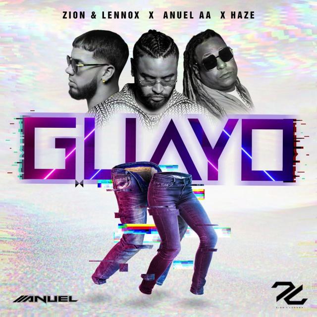 """Zion y Lennox estrenan """"Guayo"""" junto a Anuel AA y Haze"""