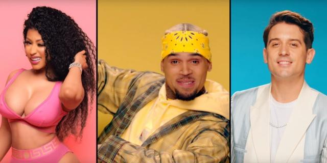 Chris Brown lanza 'Wobble Up'