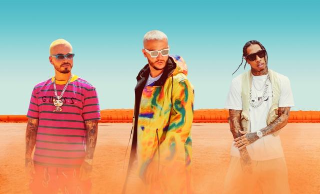 Loco Contigo, de DJ Snake, J Balvin y Tyga