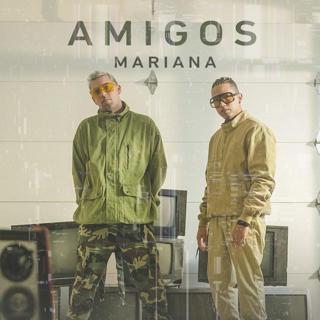"""Mariana viene con """"Amigos"""""""