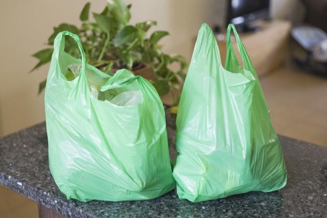 No más bolsas plásticas