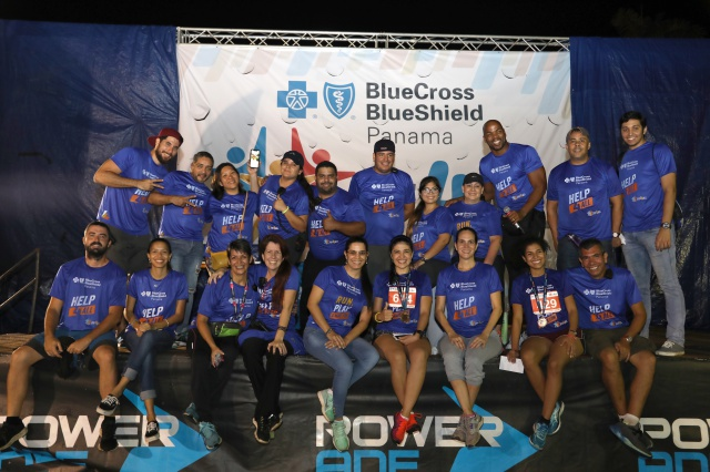 "Fit Week y Carrera-Caminata Familiar 5K ""Fit 4 All"" de Blue Cross and Blue Shield of Panama 2019"