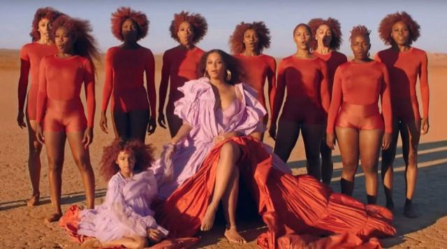 "Beyonce estrena video de ""Spirit"""