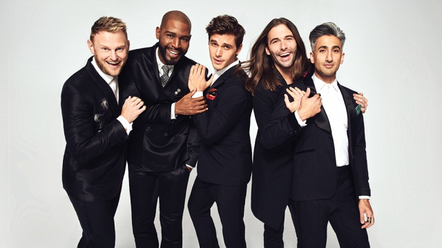 ¿Ya viste Queer Eye?