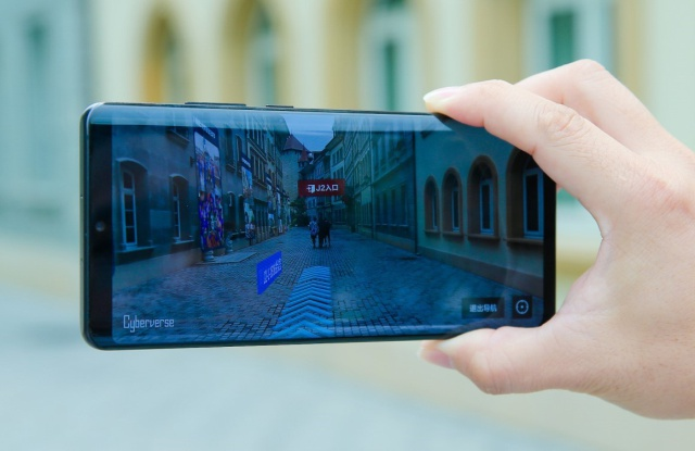 Huawei presenta el Cyberverse