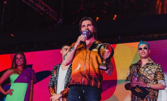 Bonita de Juanes y Sebastían Yatra