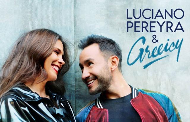 """Luciano Pereyra junto a Greeicy en """"Te estas enamorando de mi"""""""