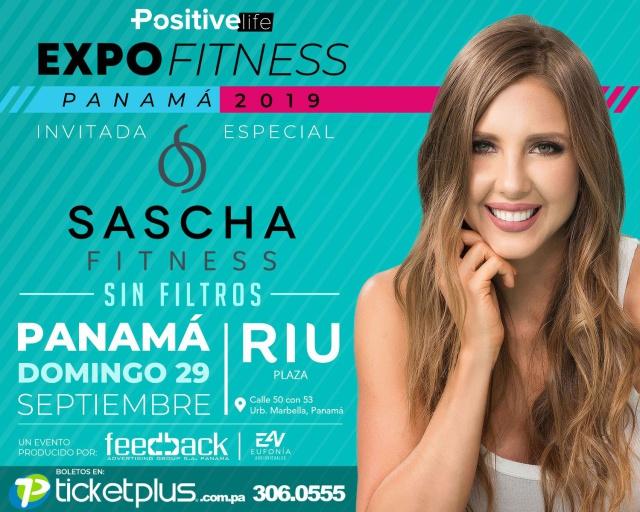 Expo Fitness Panamá 2019